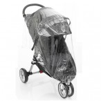 RAINCOVER TO FIT BABY JOGGER CITY MINI SINGLE WITH ZIP