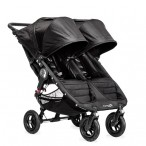 RAINCOVER TO FIT BABY JOGGER CITY MINI DOUBLE WITH ZIP