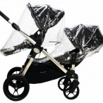 RAINCOVER TO FIT BABY JOGGER SELECT-VERSA SEAT UNIT - PRICE IS EACH