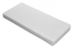 NON ALLERGENIC ECO FRIENDLY QUILTED COT MATTRESS